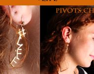 #Life earrings
